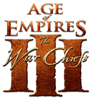 лого Age of Empires 3 The WarChiefs