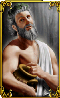 фото дионис бог